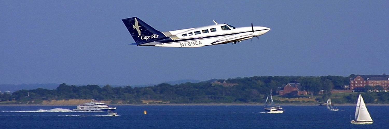 Ofertas en vuelos desde Martha's Vineyard (MVY) hacia New Bedford (EWB)